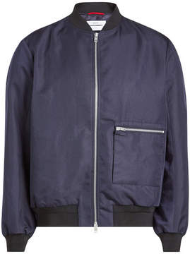 Oamc Mill Bomber Jacket