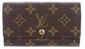 Louis Vuitton Compact Sarah Wallet