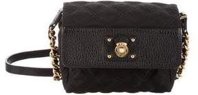 Marc Jacobs Quilted leather & Nylon Shoulder Bag
