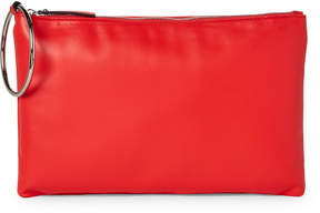 French Connection Shanghi Red Wylie Ring Wristlet