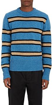 Marni Men's Striped Virgin Wool Sweater