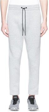 Isaora Neoprene jogging pants