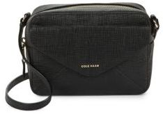 Cole Haan Abbot Flap Leather Crossbody Bag