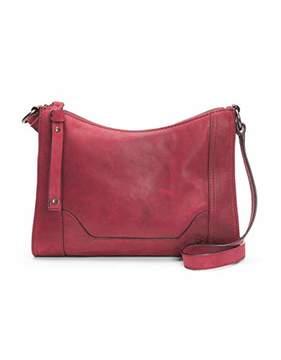 Frye Melissa Zip Leather Crossbody Bag