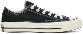 Converse Black Chuck Taylor All-Star 1970s Sneakers