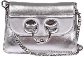J.W.Anderson Pierce Mini Metallic Shoulder Bag