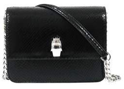 Class Roberto Cavalli Black Milano Bag Medium Milano Rmx 0.