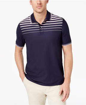 Club Room Club Rom Men's Ombre Stripe Polo, Created for Macy's
