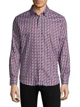 Robert Graham Travis Cotton Button-Down Shirt