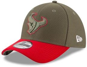 New Era Adult Houston Texans 39THIRTY Salute to Service Flex-Fit Cap