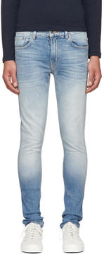 Robert Geller Blue Type 3 Jeans