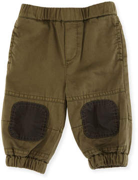 Stella McCartney Trousers w/ Knee Patch Detail, Size 12-36 Months
