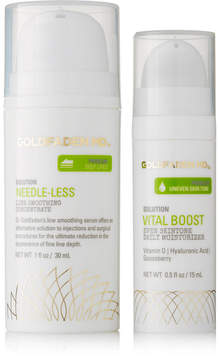 Goldfaden Glowing Skin Bundle, 30ml And 15ml - Colorless