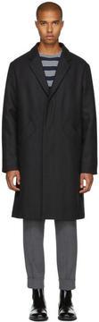 A.P.C. Black Baron Coat