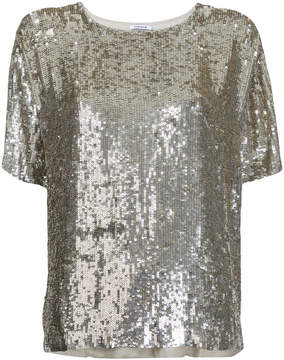 P.A.R.O.S.H. Gughi sequined top