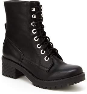 UNIONBAY Alli Women's Combat Boots