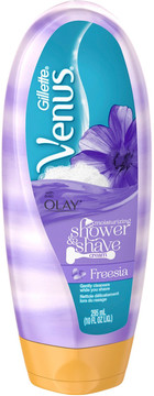 Gillette Venus Moisturizing Shower & Shave Cream