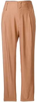 Forte Forte pleat detail tailored trousers