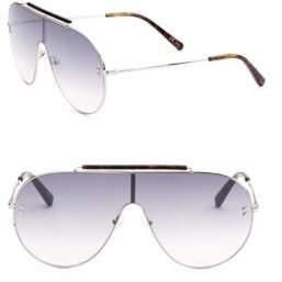 Stella McCartney Gradient 99MM Shield Sunglasses