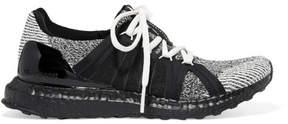 adidas by Stella McCartney Ultra Boost Primeknit Sneakers - Black