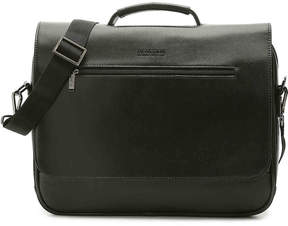 Kenneth Cole Reaction Men's En-cased Leather Messenger Bag
