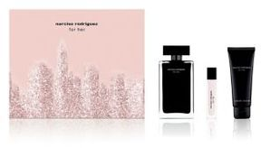 Narciso Rodriguez For Her Eau De Toilette Holiday Gift Set