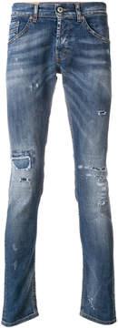 Dondup slim-fit distressed jeans