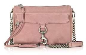 Rebecca Minkoff Women's Pink Leather Shoulder Bag. - PINK - STYLE