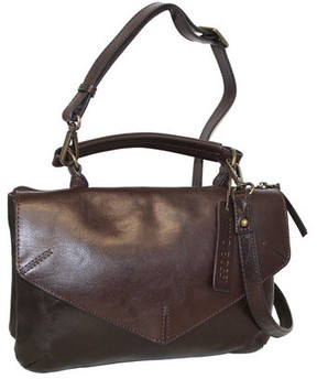 Women's Nino Bossi Venus Leather Cross Body Bag
