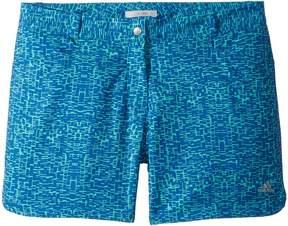 adidas Kids Print Shorts Girl's Shorts