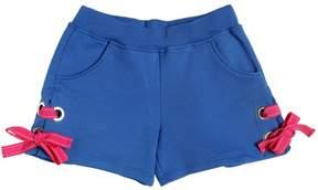 MSGM Cotton Sweat Shorts