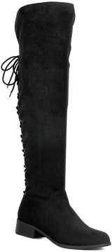 Refresh Miles Thigh High Lace Boot