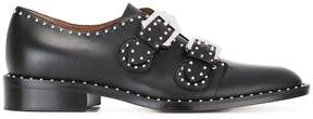 Givenchy studded Oxford shoes