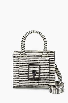 Rebecca Minkoff Hook Up Mini Tote - NATURAL - STYLE