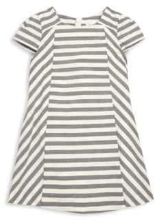 Milly Minis Little Girl's Brenton Striped Swing Dress