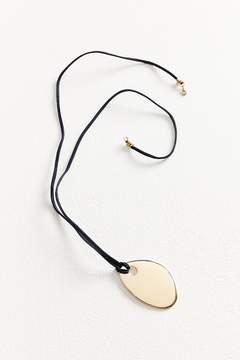 Soko Sabi Drop Pendant Necklace