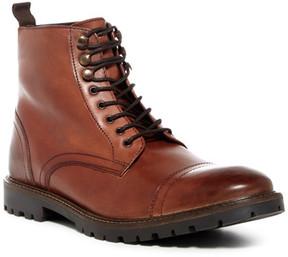 Base London Manby Lace-Up Boot