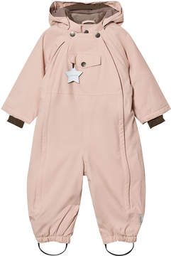 Mini A Ture Rose Smoke Wisti Snowsuit