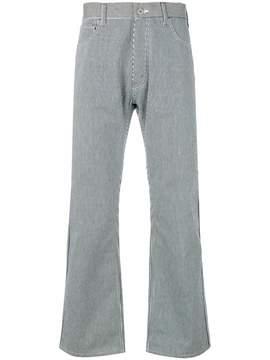Junya Watanabe X Levi's striped trousers