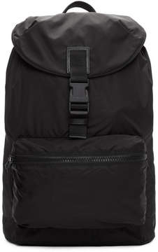 Givenchy Black Nylon Stars and Tape Obsedia Backpack