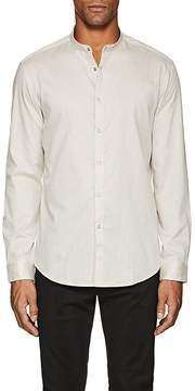 John Varvatos Men's Striped Cotton Tunic Shirt