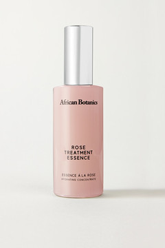 African Botanics - Rose Treatment Essence, 50ml - Colorless