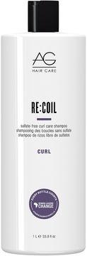 AG Hair Re:Coil Shampoo - 33.8 oz.