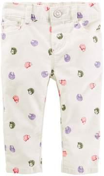 Osh Kosh Oshkosh Bgosh Baby Girl Hedgehog Corduroy Pants