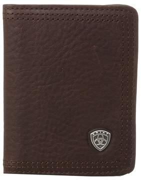 Ariat Shield Bi-Fold Wallet Wallet Handbags