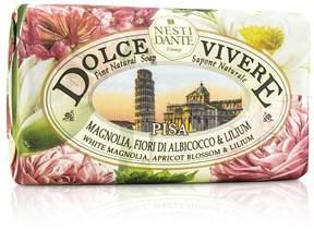 Nesti Dante Dolce Vivere Fine Natural Soap - Pisa - White Magnolia, Apricot Blossom & Lilium