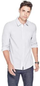 GUESS Men's Avalon One-Pocket Shirt