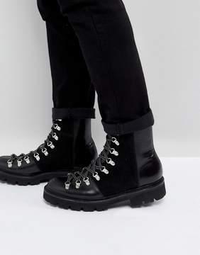 Grenson Brady Tall Hiking Boots