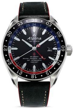Alpina Alpiner 4 GMT Automatic Watch, 44mm