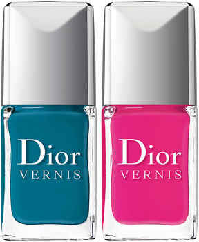 Turquoise Nail Polishes | Spring 2013
